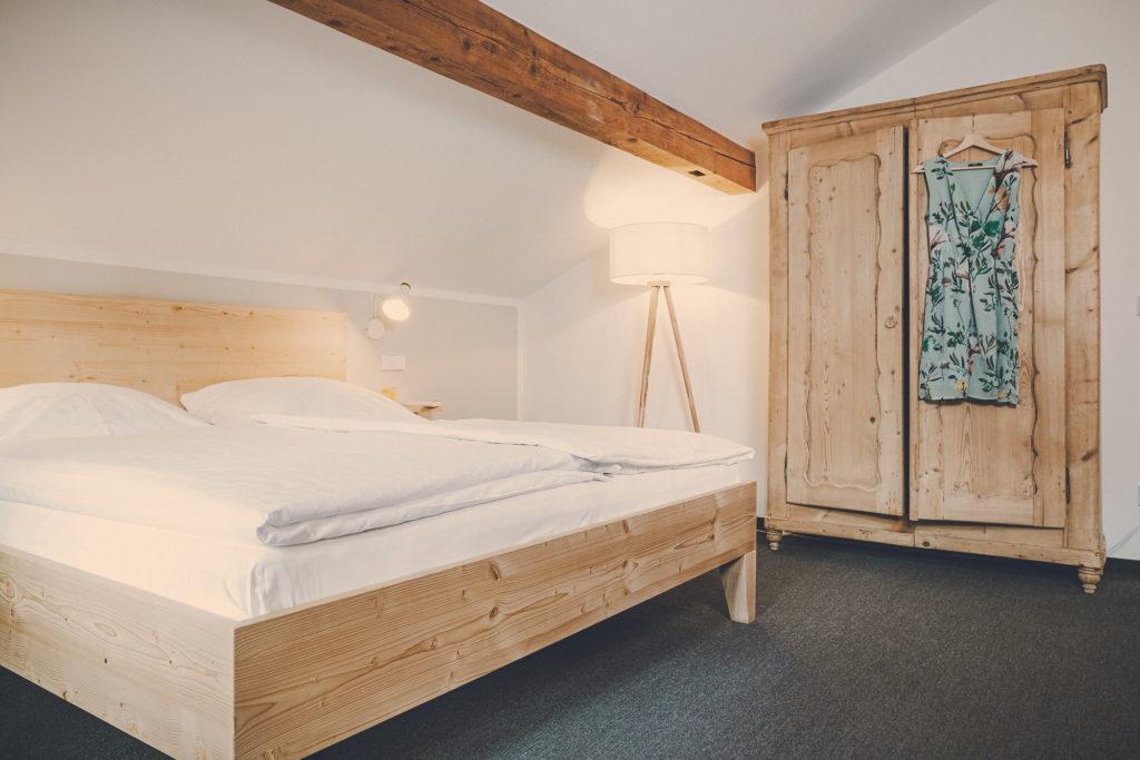 Der Lederer Hof Tegernsee - Schlafen im Platzhirsch
