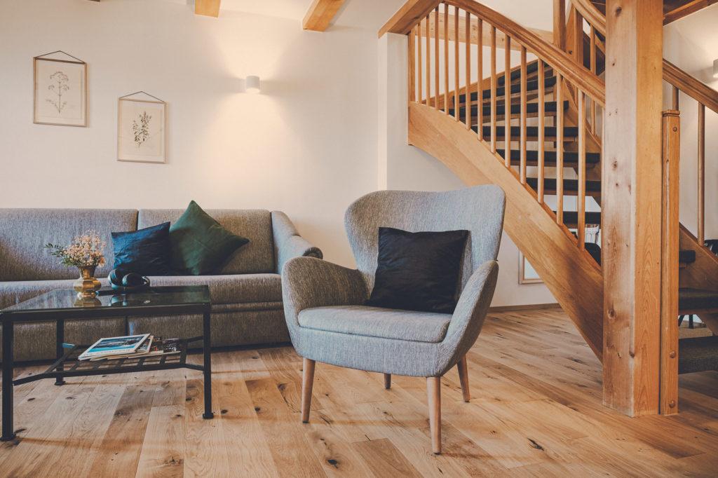 Der Lederer Hof Tegernsee - Maisonette Apartment