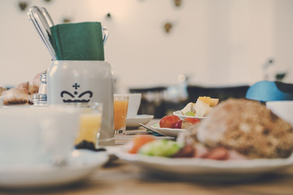 Der Lederer Hof Tegernsee - Frühstück, die wichtigste Mahlzeit des Tages