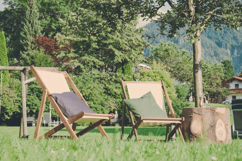 Der Lederer Hof Tegernsee - Garten