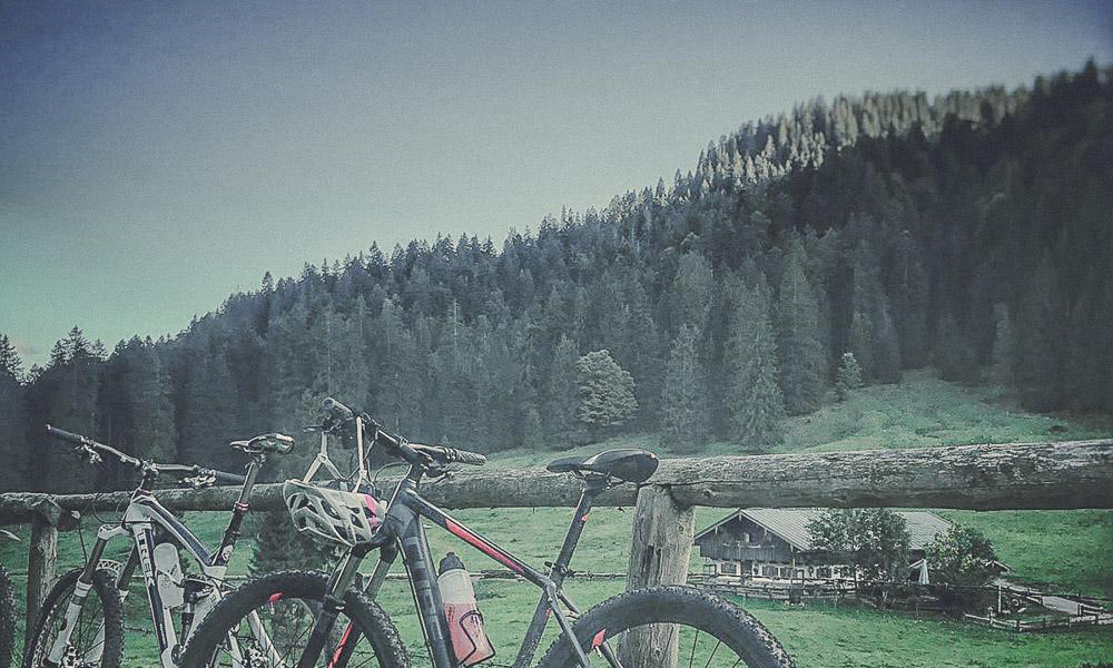 Der Lederer Hof Tegernsee - Fahrradtouren