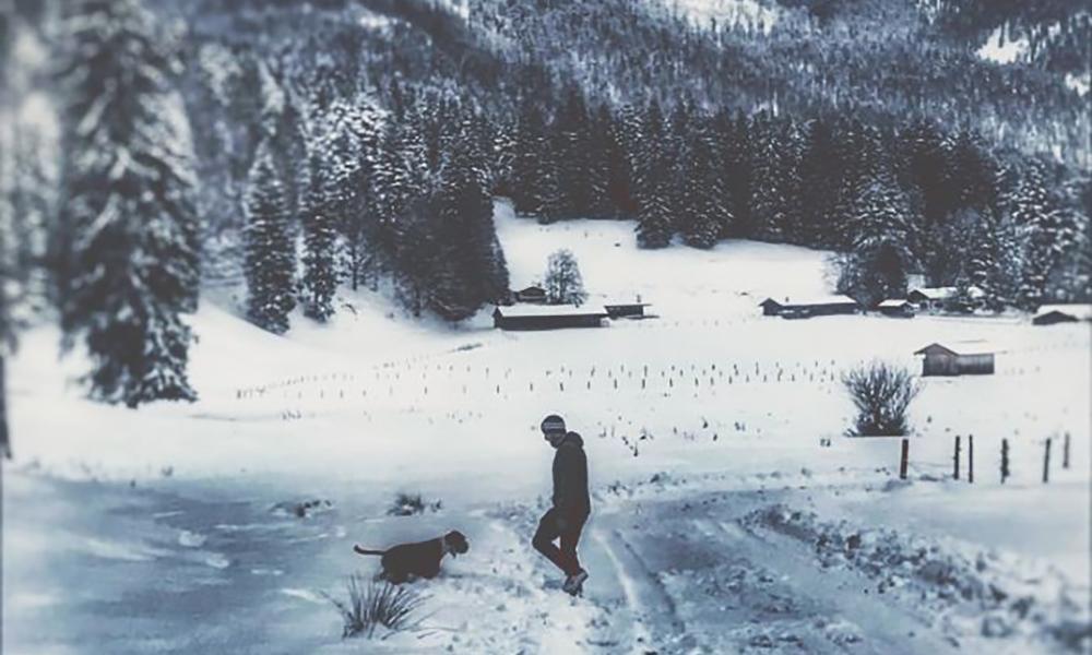 Der Lederer Hof Tegernsee - Winterspaziergänge