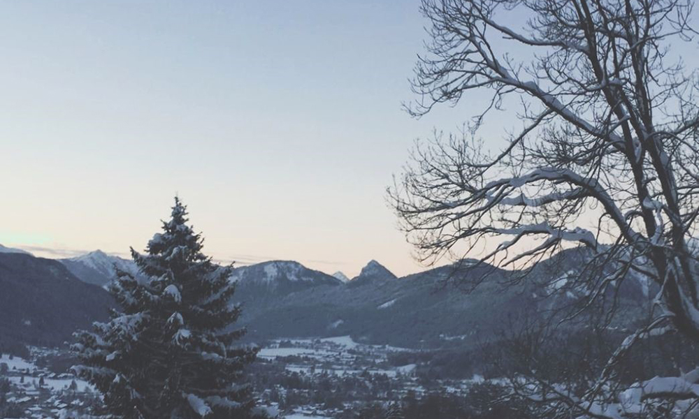 Der Lederer Hof Tegernsee - Winter